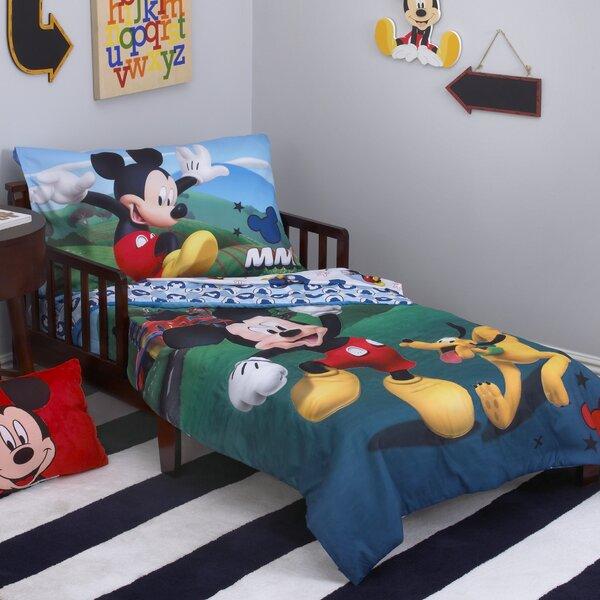 Mickey Mouse Bedding Set Wayfair
