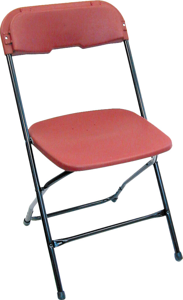 McCourt Manufacturing Series 5 Plastic Folding Chair | Wayfair
