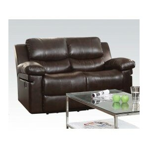 Xenos Motion Reclining Loveseat by ACME Furniture