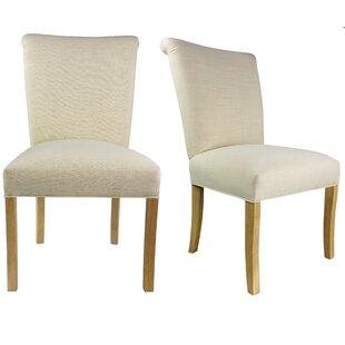 Barcelona Upholstered Side Chair (Set Of 2)