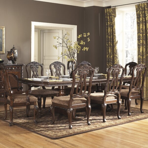 9 piece formal dining room sets grand rectangular set reviews with buffet furniture