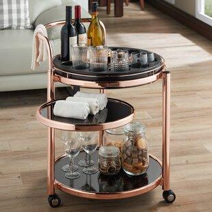 Baisley Serving Bar Cart