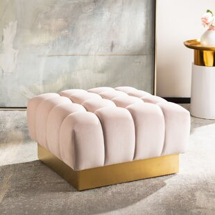 Amazing Hahn Square Tufted Ottoman Wayfair Caraccident5 Cool Chair Designs And Ideas Caraccident5Info