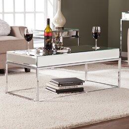 Mirrored Furniture You\'ll Love