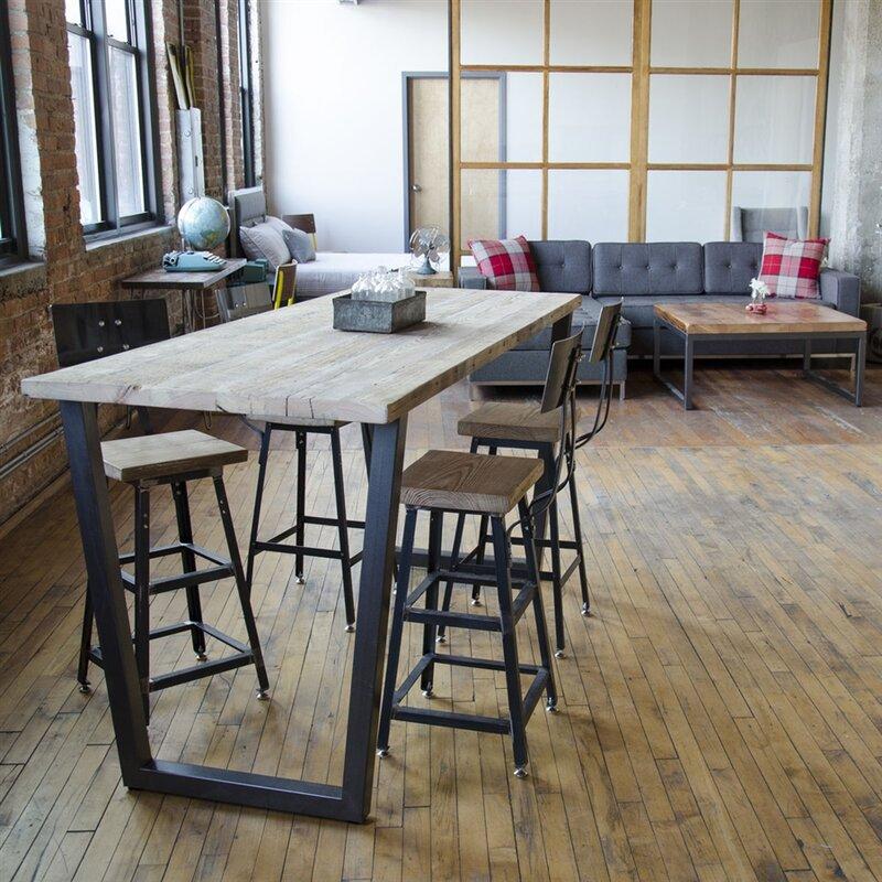 Urban Wood Goods Brooklyn Dining Table