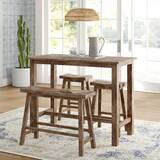 Wondrous 4 Piece Pub Table Sets Kitchen Dining Room Sets Youll Home Interior And Landscaping Dextoversignezvosmurscom