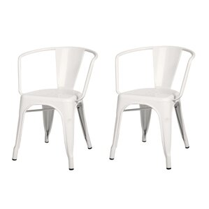 Arm Chair (Set of 2) by Adeco Trading