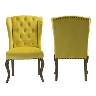 Chair Set Wingback Accent Chairs You Ll Love In 2019 Wayfair