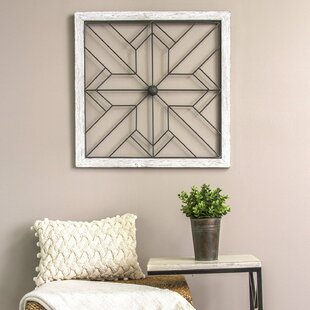 Square Wall Décor