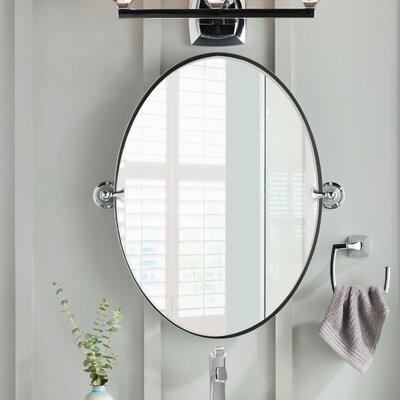 Save To Idea Board Chrome Glenshire Wall Mirror