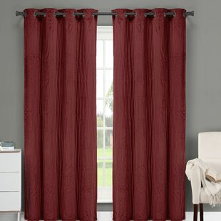 Attractive Burgundy Velvet Curtains | Wayfair QZ73