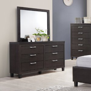bedroom dressers with mirror.  Mirror Dressers You ll Love Wayfair