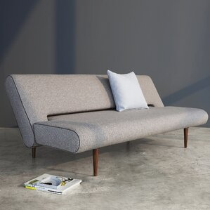 Unfurl Convertible Sofa by Innovation Living..