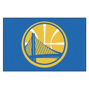 NBA - Golden State Warriors Doormat