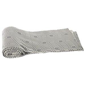 gillman cotton cashmere throw blanket