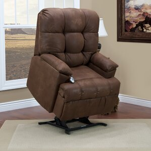 5600 Series Power Lift Assist Recliner & Lift Chairs Youu0027ll Love | Wayfair islam-shia.org