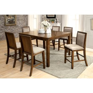 Audubon 9 Piece Counter Height Dining Set by Darby Home Co