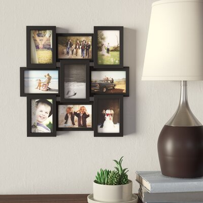 Wrought Studio Brennan 4 X 6 Collage Picture Frame Reviews Wayfair