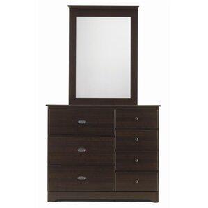 Bayfield 7 Drawer Dresser by Lang Furniture