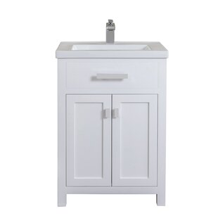 modern 24 inch bathroom vanities | allmodern 24 Inch Bathroom Vanity with Drawers