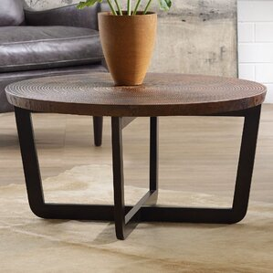 Parkcrest Round Coffee Table by Hooker Furniture