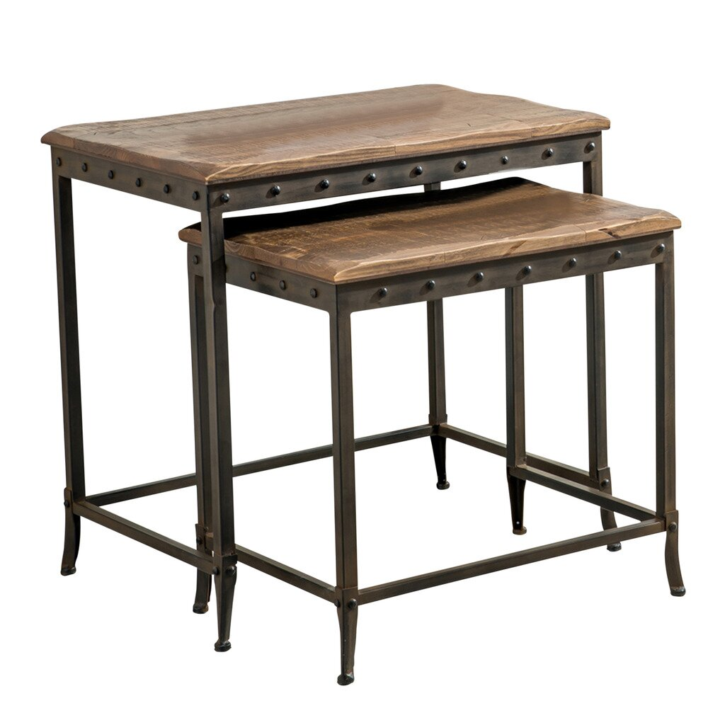 !nspire 2 Piece Nesting Table Set & Reviews | Wayfair