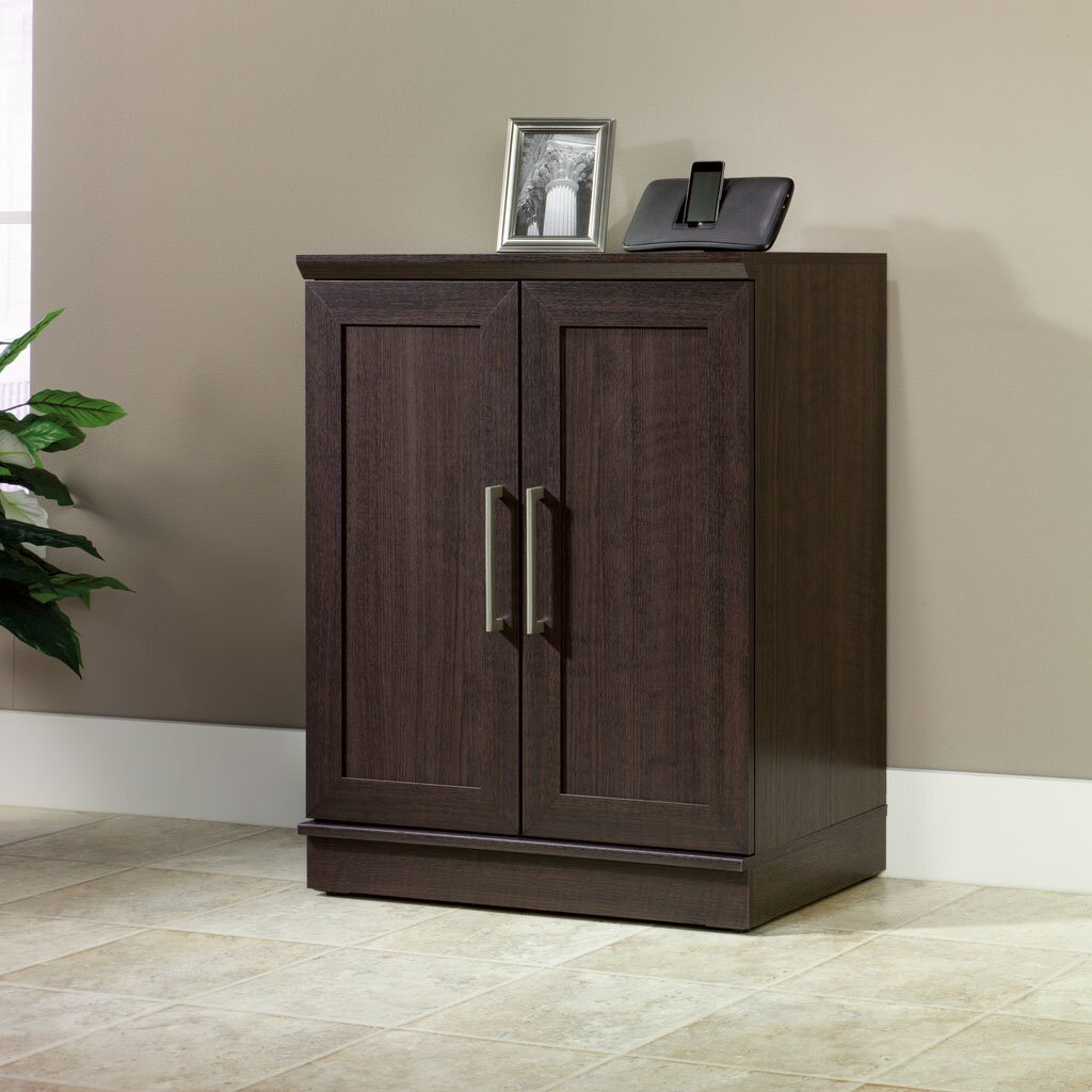 charlton home amboyer 2 door storage cabinet reviews