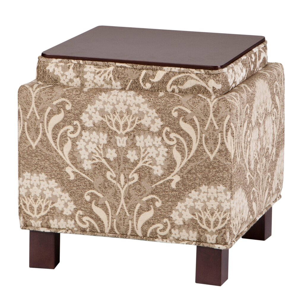Shelley Square Storage Ottoman - Madison Park Shelley Square Storage Ottoman & Reviews Wayfair