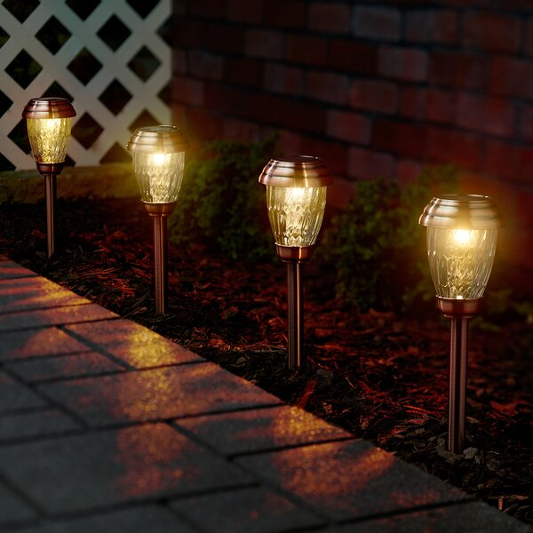 ... Decorating Solar Patio Lights
