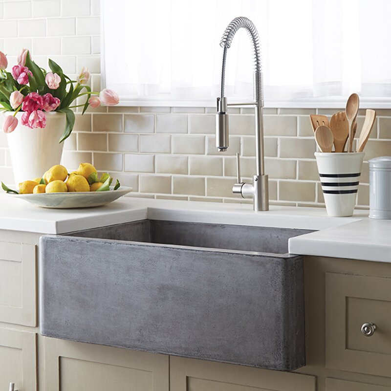 Farmhouse 30 X 18 Stone Kitchen Sink