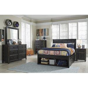 alma storage panel customizable bedroom set - Storage Furniture Bedroom