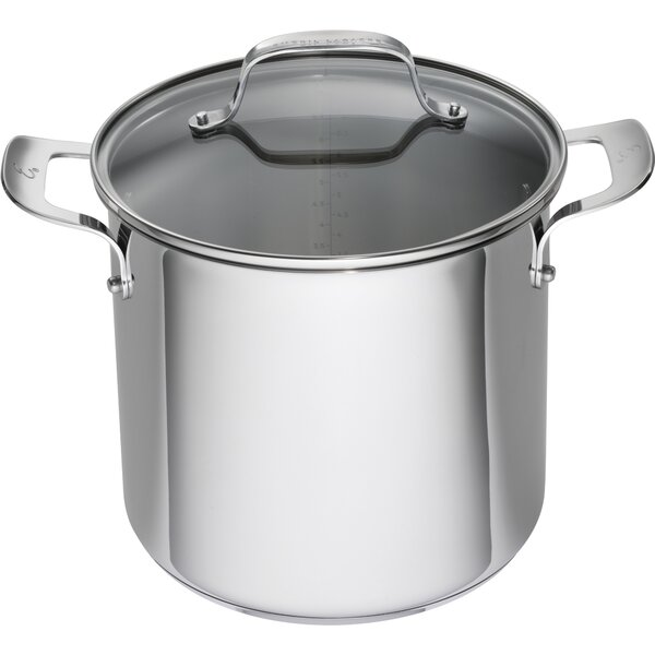 Saucepans & Stockpots Enthusiastic Induction Stockpot Cooking Stew Soup Casserole Pan Stockpot Hob All Sizes