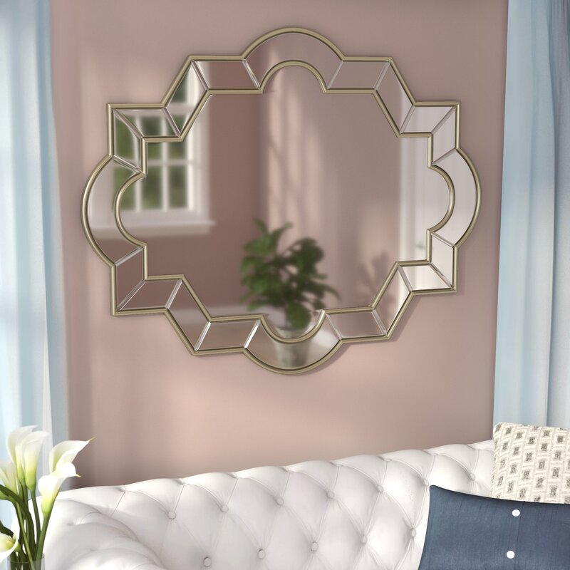 Willa Arlo Interiors Rodger Wall Mirror Reviews Wayfair