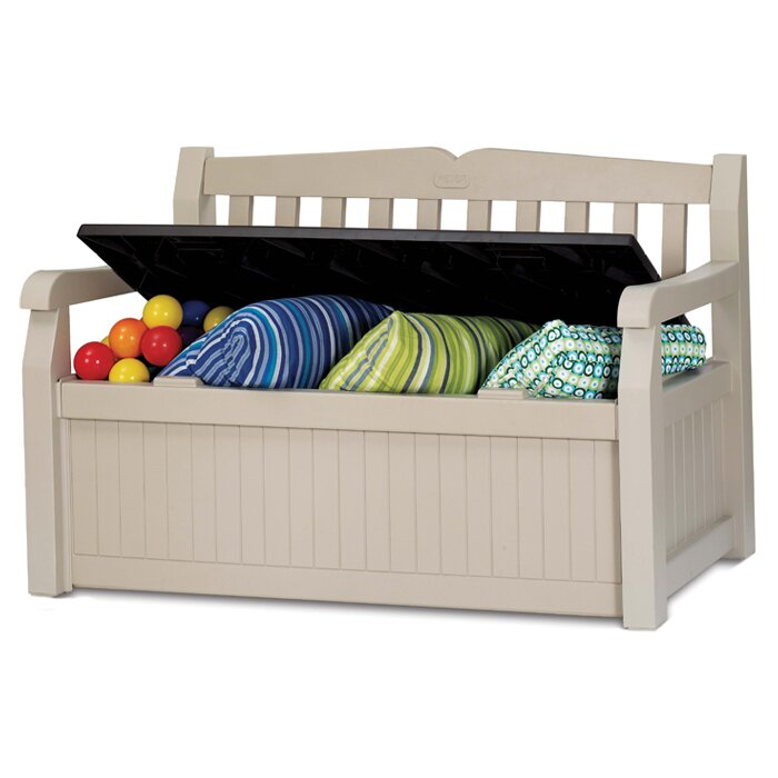 Ellen Patio Storage Bench Amp Reviews Joss Amp Main