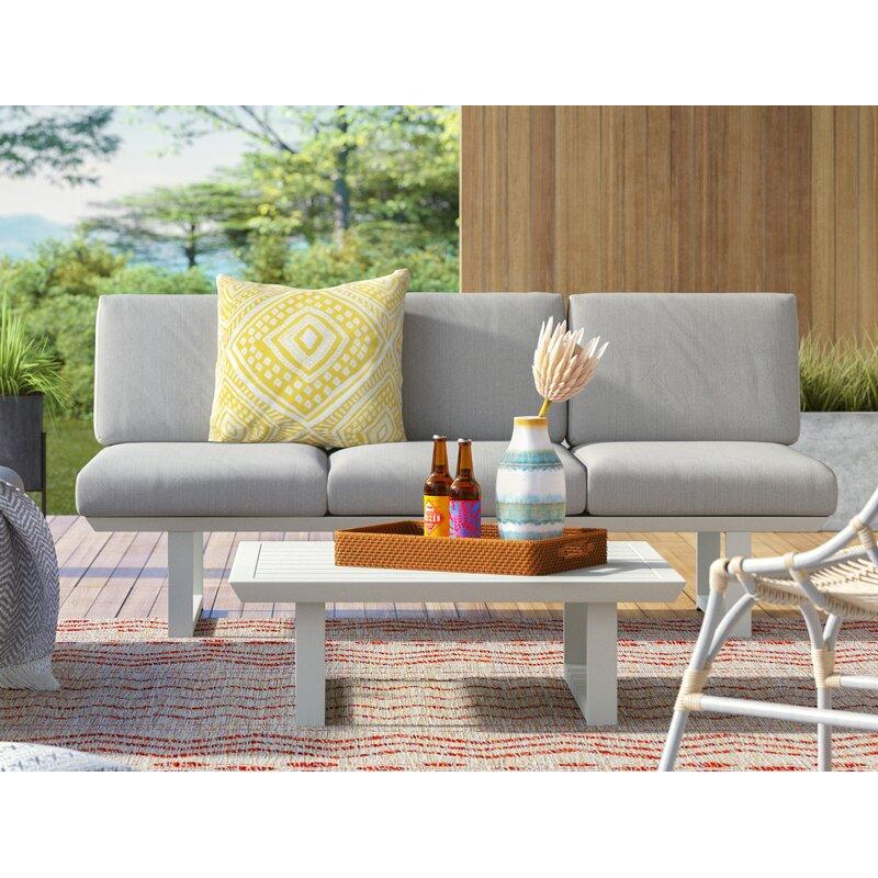 Lingo 2 Piece Sofa Set with Cushions | AllModern