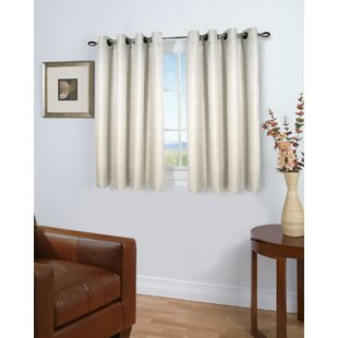 Short Grommet Curtains Wayfair