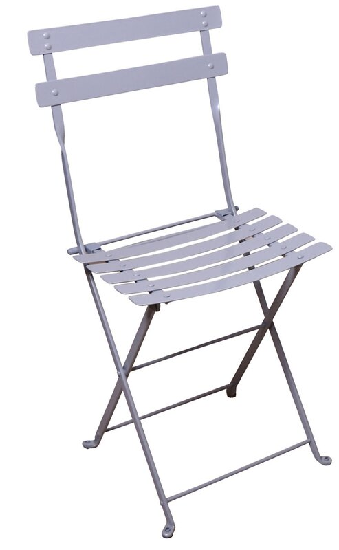 Great French Bistro European Cafe Folding Patio Dining Chair