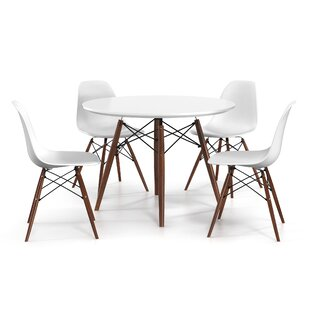 Brook 5 Piece Dining Set