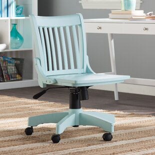 Gravely Armless Bankers Chair