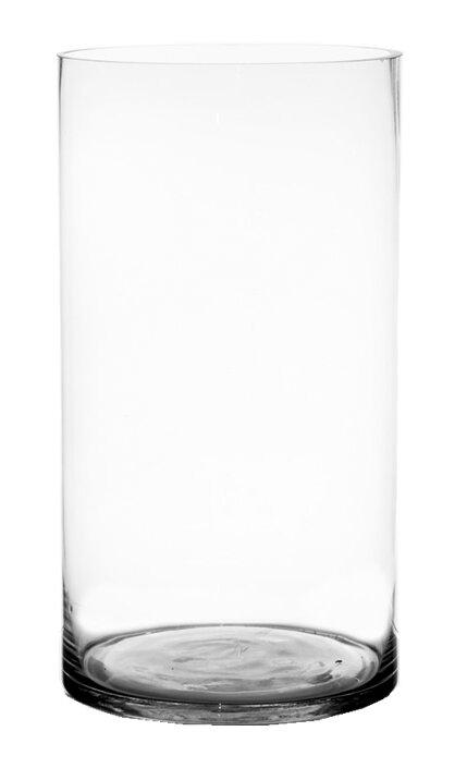 Cysexcel Glass Cylinder Vase Wayfair