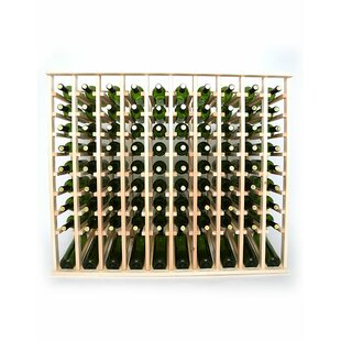 Premium Cellar Series 100 Bottle Tabletop Wine Rack