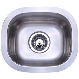 Kitchen sink protector 12 x 14 wayfair 1425 x 1225 undermount single bowl kitchen sink workwithnaturefo