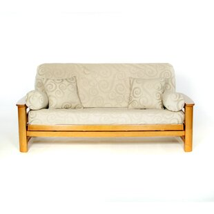abby box cushion futon slipcover  by lifestyle covers futon covers you u0027ll love   wayfair  rh   wayfair