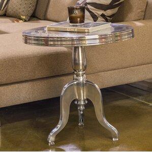 Barbados End Table by Allan Copley Designs