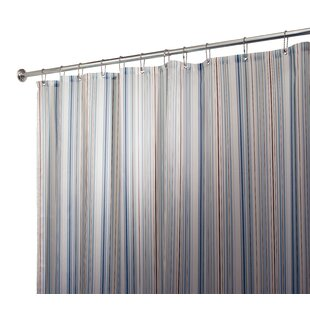 ivory striped woven rejuvenation base black catalog shower curtain products