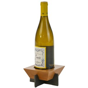Lenhardt 1 Bottle Tabletop Wine Rack by Red Barrel Studio