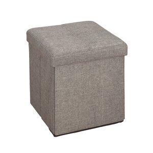 Kestner Folding Cube Storage Ottoman