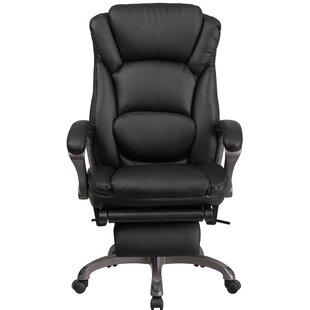 Yelverton Reclining Swivel Office High Back Executive Chair