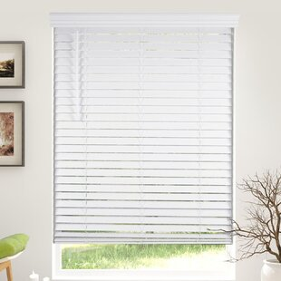 Faux Wood Blinds Shades Youll Love Wayfair