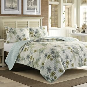 Serenity Palms Quilt Collection Tommy Bahama Bedding
